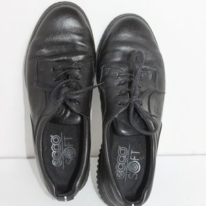 ECCO - Soft Lace-up Sneakers